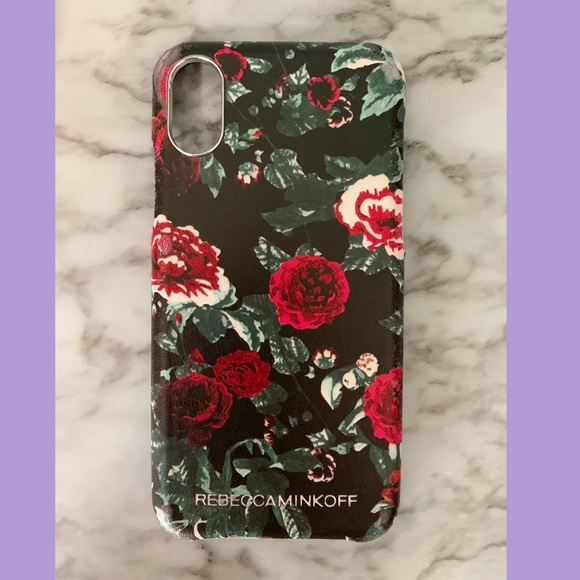 🦋 Rebecca Minkoff Rose iPhone X/Xs Case